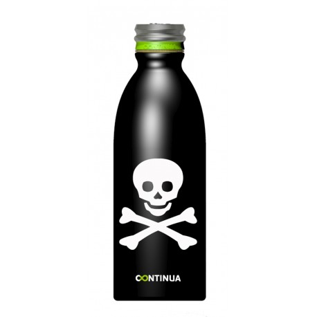 GioStyle Butelka Continua Mr Skull
