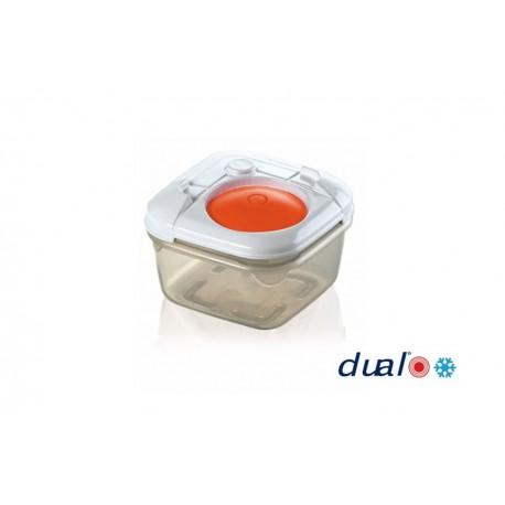 Giotyle Pojemnik Na Żywność Dual 0.25 L