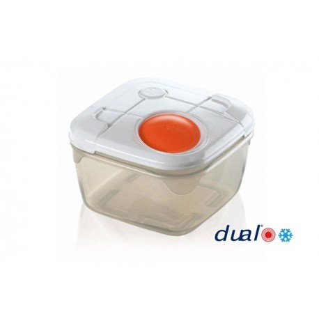 GioStyle Pojemnik Na Żywność Dual 1.0 L