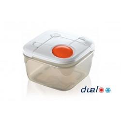 GioStyle Pojemnik Na Żywonść Dual 1.5 L