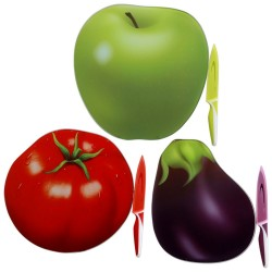 CMP Szklana Deska z Nożem Pomidor