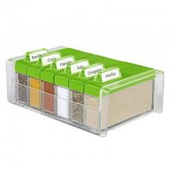 Emsa Pojemnik Na Przyprawy Spice Box Zielony