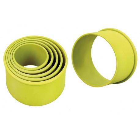 Ibili Pierścienie Do Dekoracji Potraw Nylon