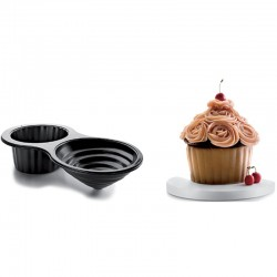 Ibili Forma Do Pieczenia Cup Cake XL Sweet