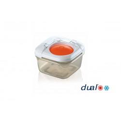 GioStyle Pojemnik Na Żywność Dual 0.25 L