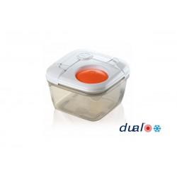 GioStyle Pojemnik Na Żywność Dual 0.5 L