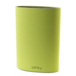 Vialli Design Stojak Do Noży Oval Zielony