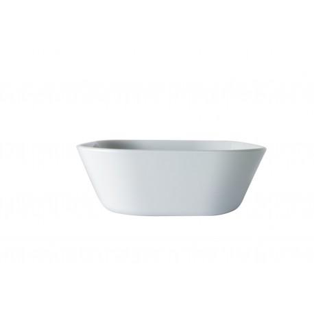 Vialli Design Miska Siena 30 cm Biała