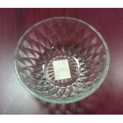 Miska Szklana 17.5 cm