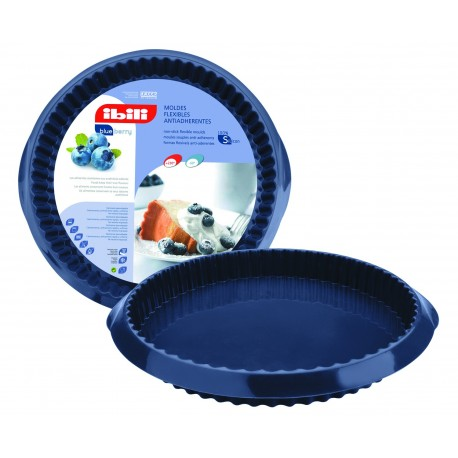 Ibili Forma Silikonowa Do Tarty Blueberry 24 cm
